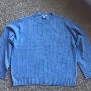 Geoffrey Beene Cashmere sweater